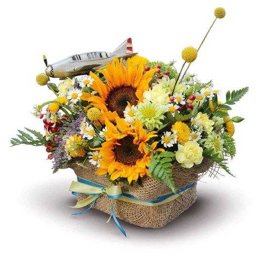 SuperJet: букеты цветов на заказ Flowwow