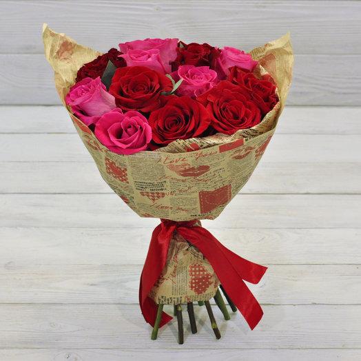 Букет Кариба: букеты цветов на заказ Flowwow