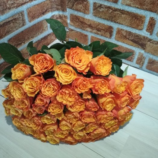 Весенний знак: букеты цветов на заказ Flowwow
