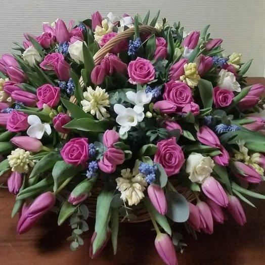 Весенний бал: букеты цветов на заказ Flowwow