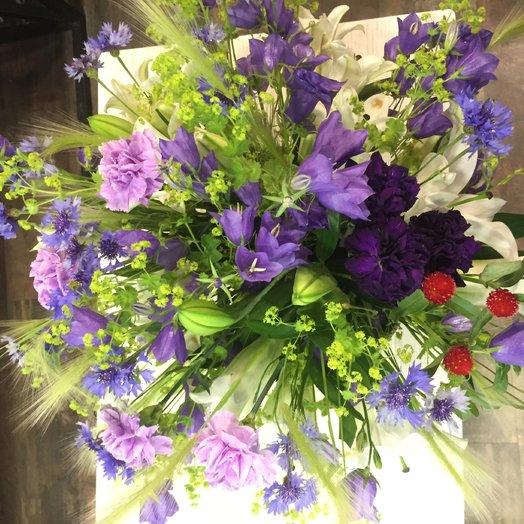 Поле ягод: букеты цветов на заказ Flowwow