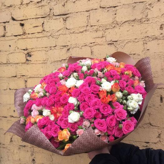 Mix⚡️: букеты цветов на заказ Flowwow