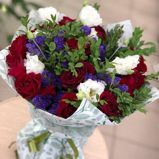 """Букет цветов """"Цветочный рай"""""""