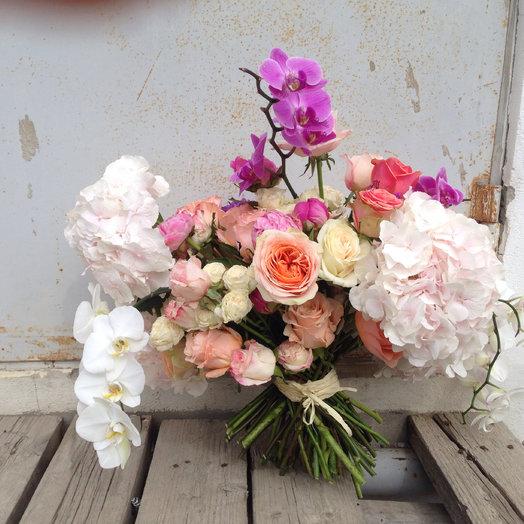 Россыпь цветов: букеты цветов на заказ Flowwow