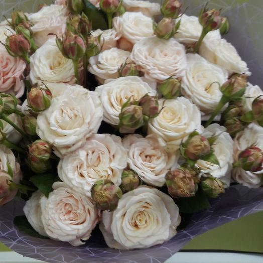 Пончик: букеты цветов на заказ Flowwow