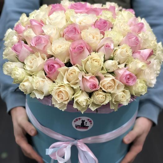 Выбор девушек: букеты цветов на заказ Flowwow