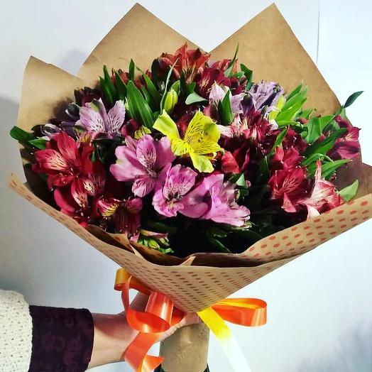 Калейдоскоп: букеты цветов на заказ Flowwow