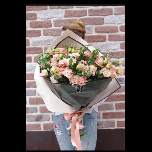 Букет из японских роз: букеты цветов на заказ Flowwow