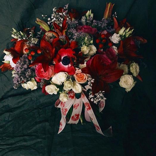 Эрос: букеты цветов на заказ Flowwow