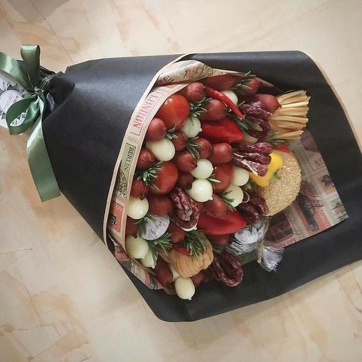Мужской букет «пляж»: букеты цветов на заказ Flowwow