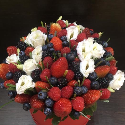 Сладкая жизнь: букеты цветов на заказ Flowwow