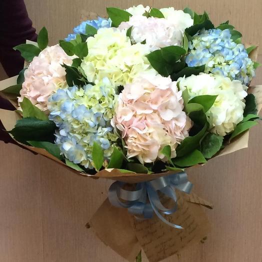 Облачные чувства: букеты цветов на заказ Flowwow