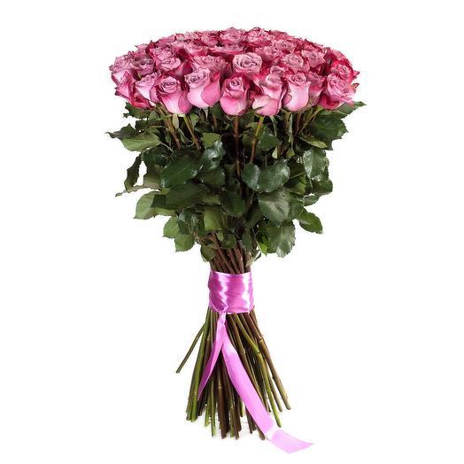 Букет из 45 роз: букеты цветов на заказ Flowwow