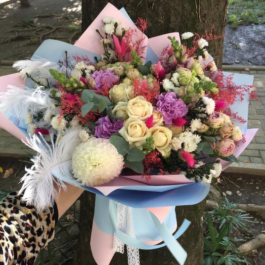 Букет «Анастасия»: букеты цветов на заказ Flowwow
