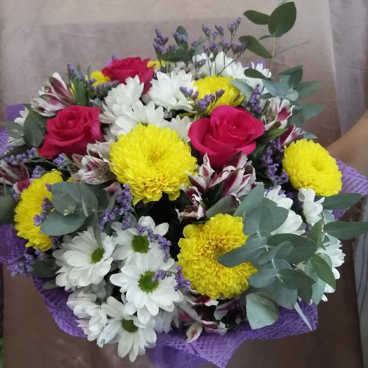Юбилейный: букеты цветов на заказ Flowwow