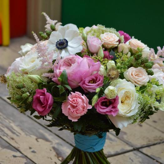 """Букет цветов """"Тихие игры"""": букеты цветов на заказ Flowwow"""