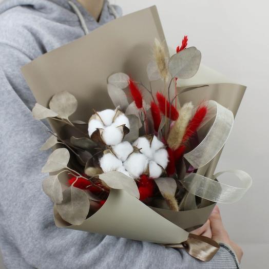 Бесконечность: букеты цветов на заказ Flowwow