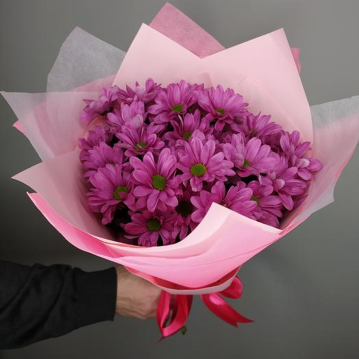 Букет номер 1: букеты цветов на заказ Flowwow