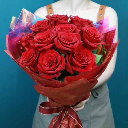 Рубиновые розы 11-1