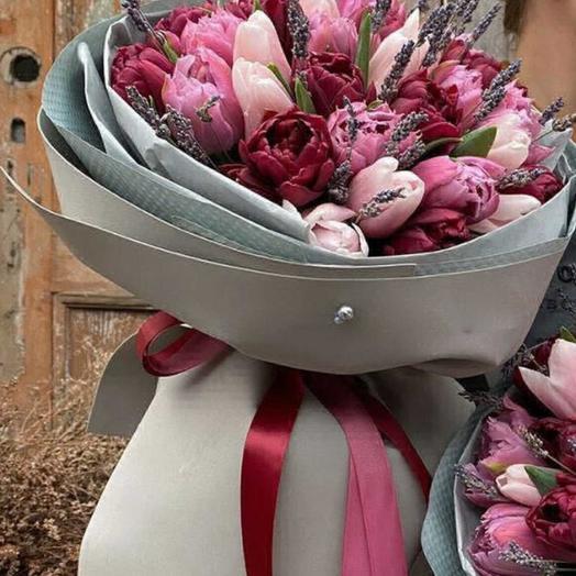 Жозефина: букеты цветов на заказ Flowwow