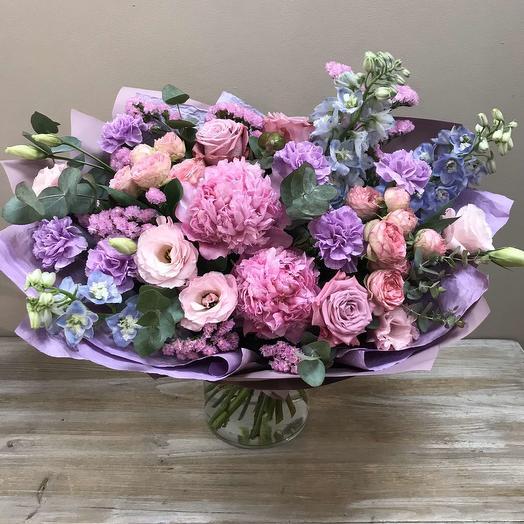 Вивальди: букеты цветов на заказ Flowwow