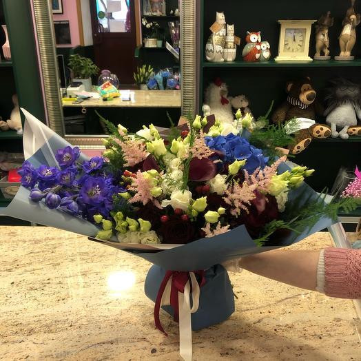 Букет Экзотика: букеты цветов на заказ Flowwow