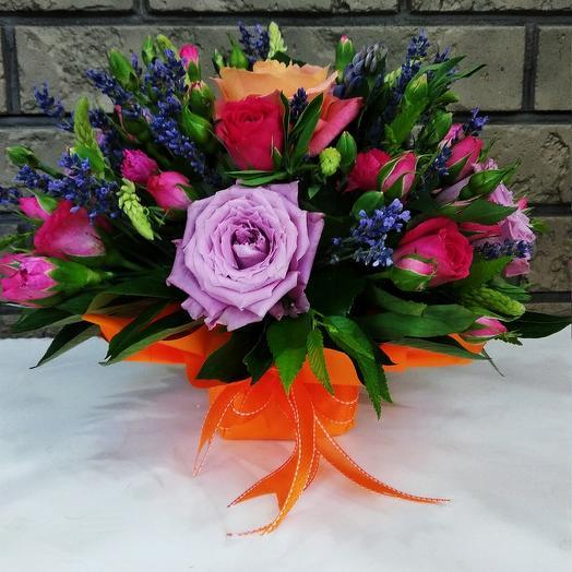 А.Идеал: букеты цветов на заказ Flowwow