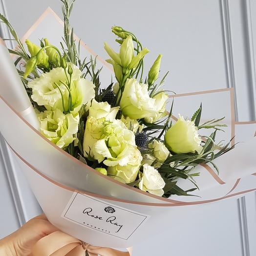 Букет Roma: букеты цветов на заказ Flowwow