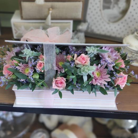 Цветочная поэма: букеты цветов на заказ Flowwow