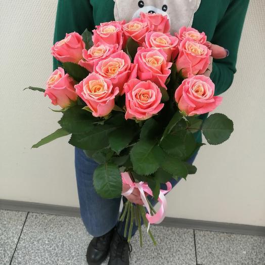 Розы Мис Пигги
