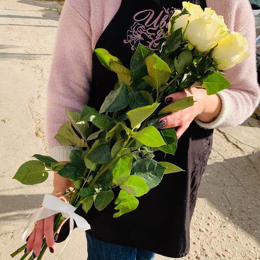 5 Голландских роз