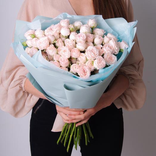 Розы бомбастик