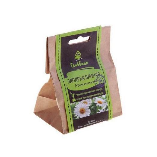Запарка банная травяная Ромашка 1.5г