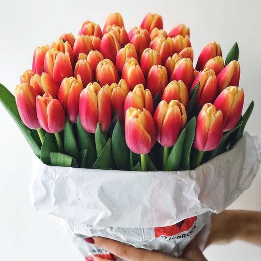 51 Хрустящий Тюльпан