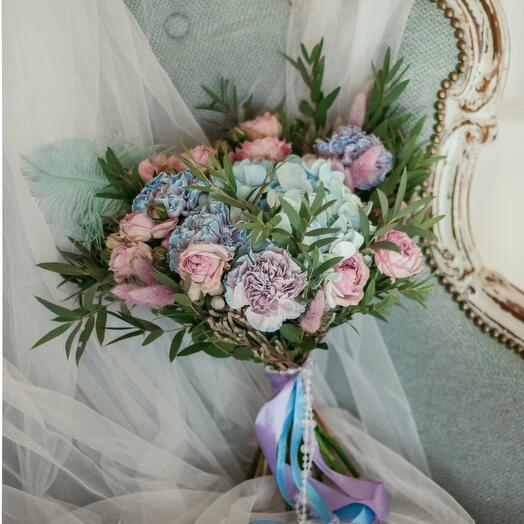 Букет невесты  «Облако»