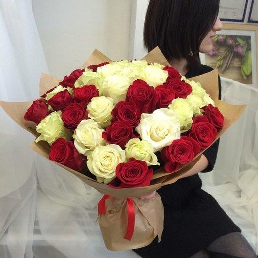 Вендела: букеты цветов на заказ Flowwow