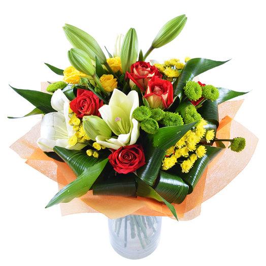 УНИВЕРСАЛЬНЫЙ: букеты цветов на заказ Flowwow
