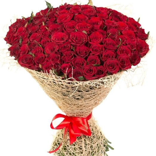 55 Red Roses