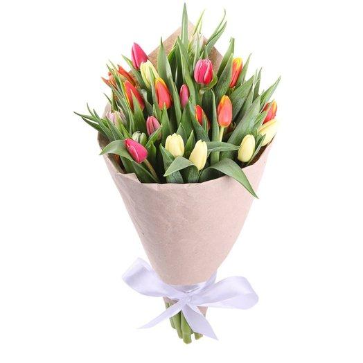 Яркое свидание: букеты цветов на заказ Flowwow