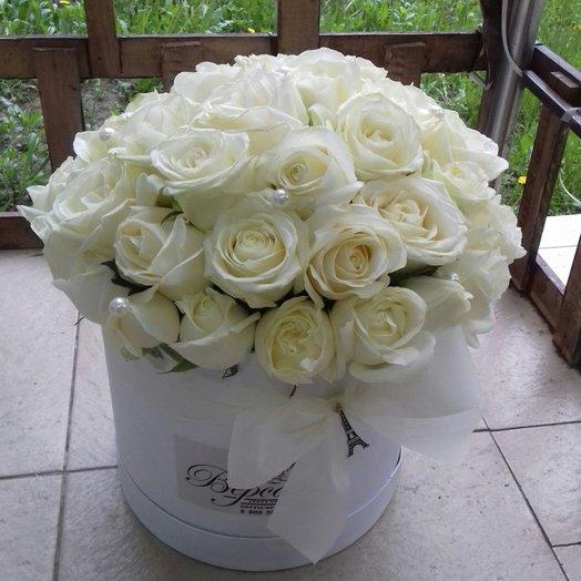 Аваланш де Пари: букеты цветов на заказ Flowwow