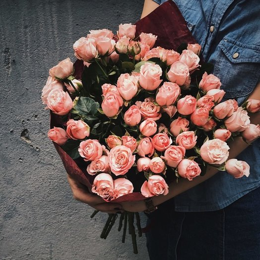 Букет Бомба: букеты цветов на заказ Flowwow