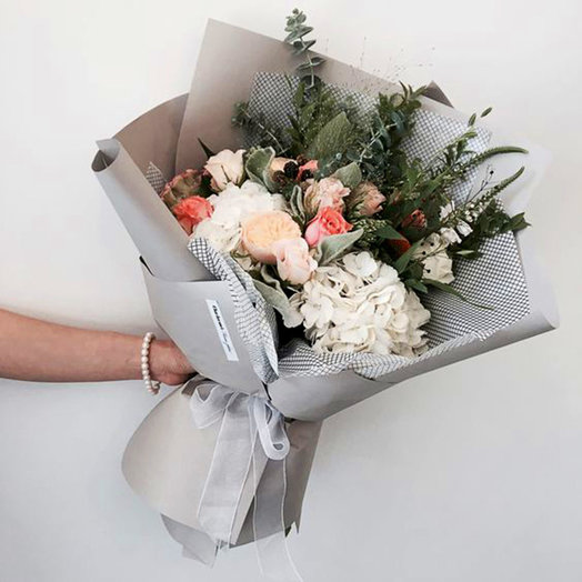 Букет «Радостное утро»: букеты цветов на заказ Flowwow