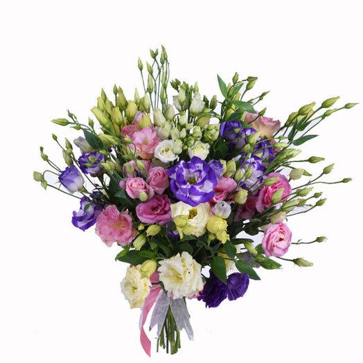 Букет №13 Кристел: букеты цветов на заказ Flowwow