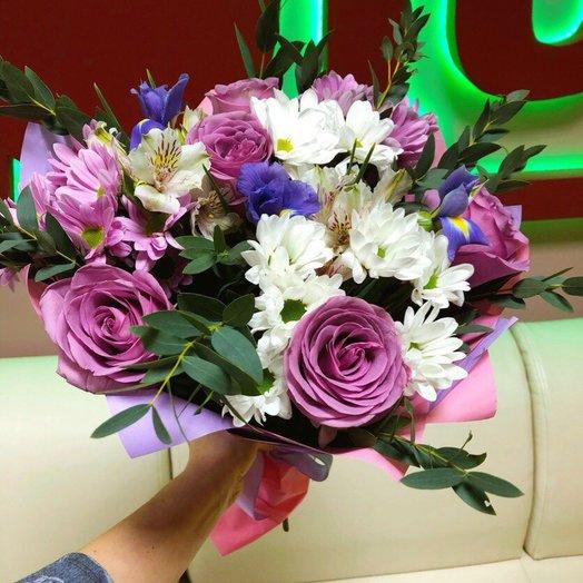 Выше неба: букеты цветов на заказ Flowwow