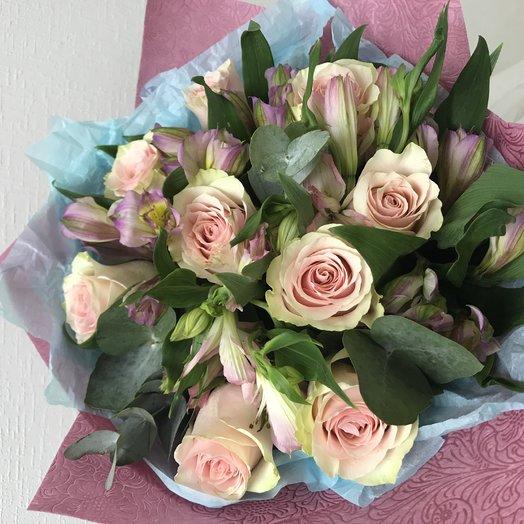 Сантина: букеты цветов на заказ Flowwow