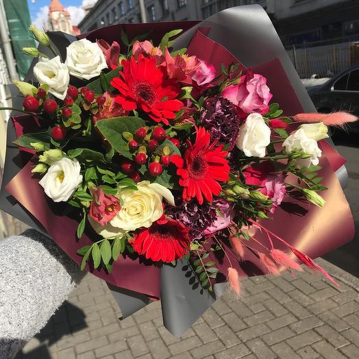 Мальбек: букеты цветов на заказ Flowwow