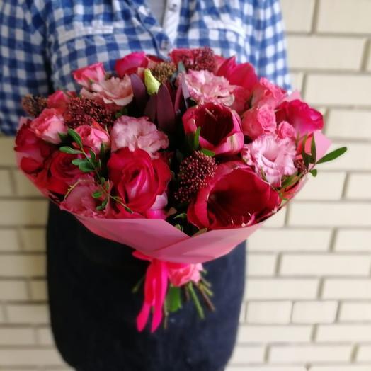 Матильда: букеты цветов на заказ Flowwow