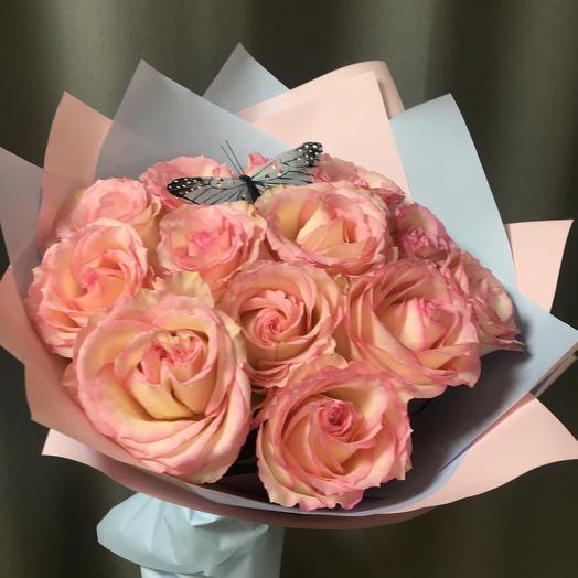 Букет «Эсперанса»: букеты цветов на заказ Flowwow