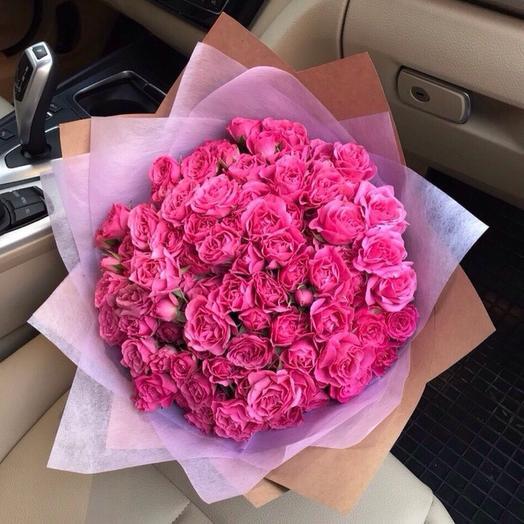 Лесная ягода: букеты цветов на заказ Flowwow