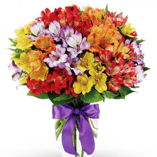 Ассорти 35: букеты цветов на заказ Flowwow